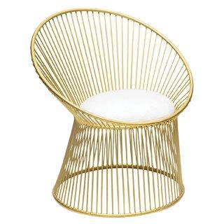 Wembley Papasan Chair by Everly Quinn SKU:CC583997 Description