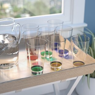 Kautz 8-Piece 23 oz. Plastic Drinking Glass Set