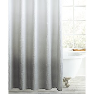 Wicker Park Ombre Single Shower Curtain