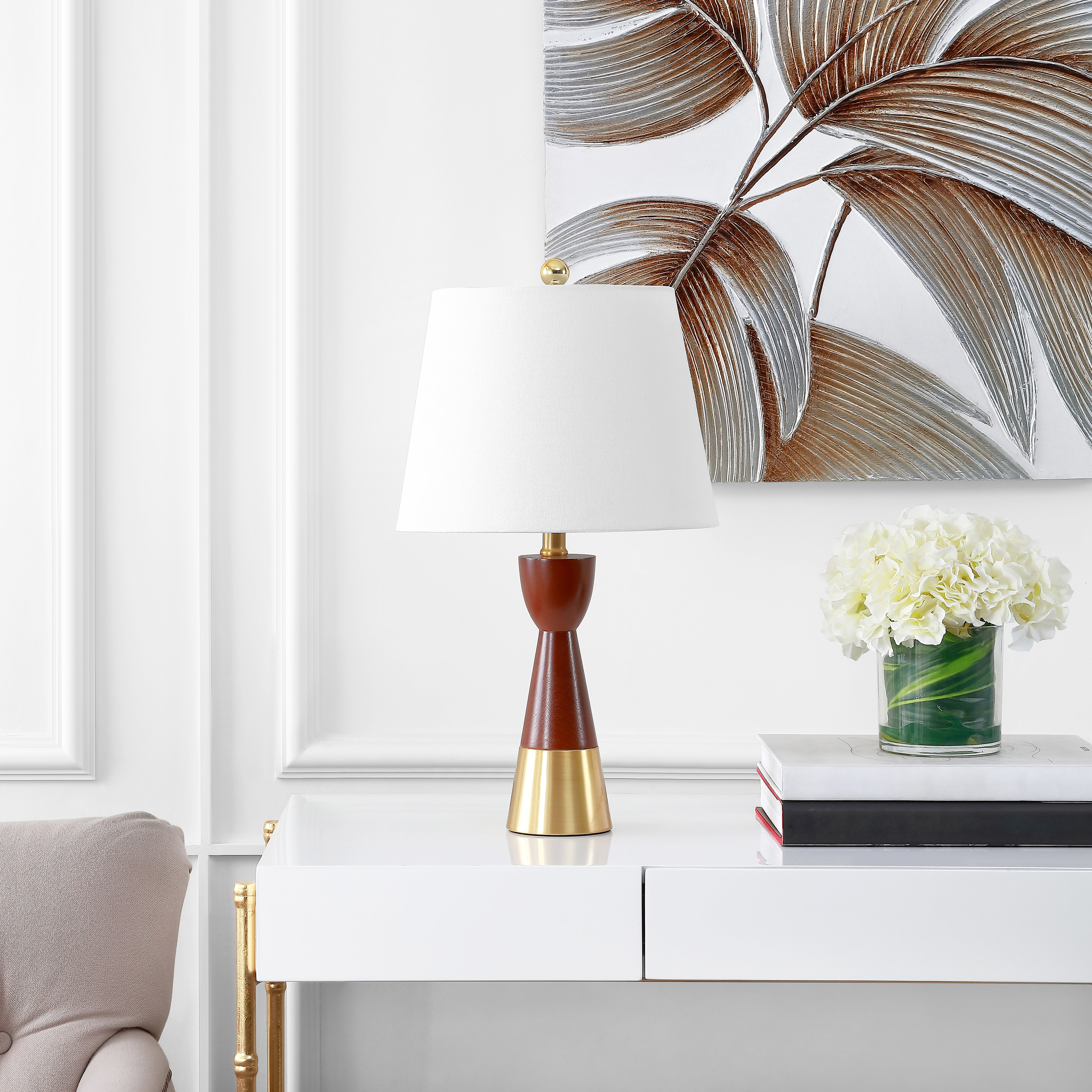 Picture of: Brass Small Table Lamps You Ll Love In 2020 Wayfair