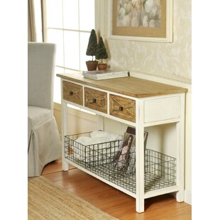 Compare prices Gemma Console Table ByAugust Grove