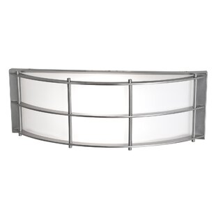 Affordable Deston 1-Light Outdoor Flush Mount By 17 Stories