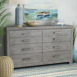 Rosen 6 Drawer Double Dresser
