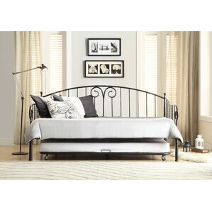 Browne Daybed with Trundle by Andover Mills