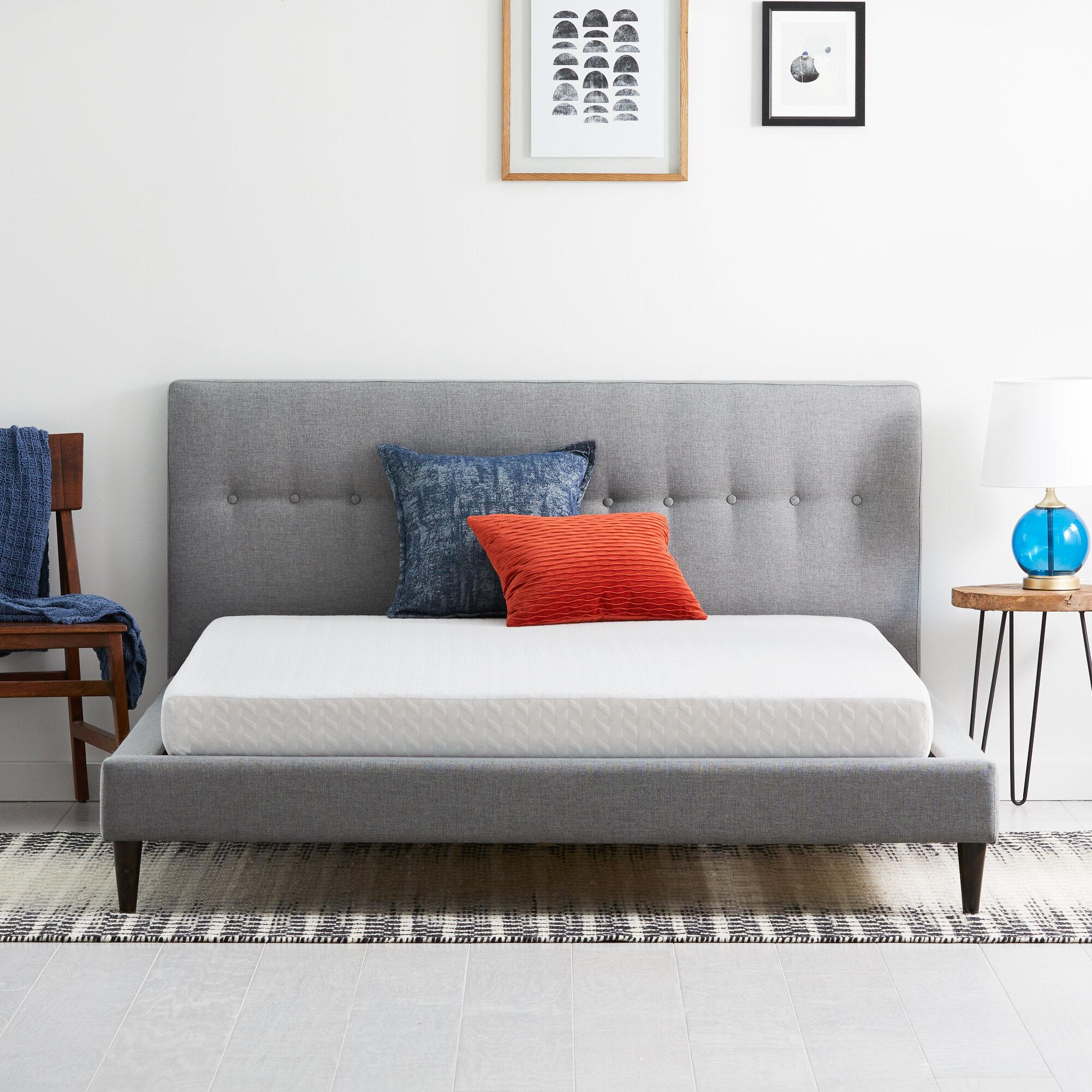Omne Sleep 5-inch Twin-size Memory Foam Mattress