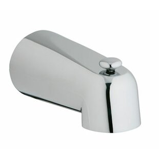 Best Reviews Classic Single Handle Wall Mount Tub Spout Trim By Grohe