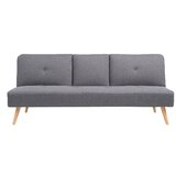 Wednesbury Twin or Smaller 71 Tight Back Convertible Sofa by Corrigan Studio®