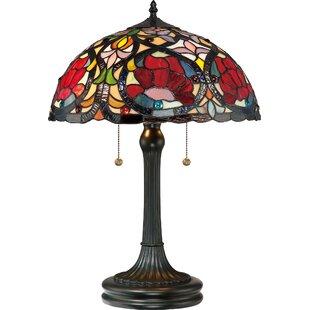 Tomeny Tiffany 23 Table Lamp
