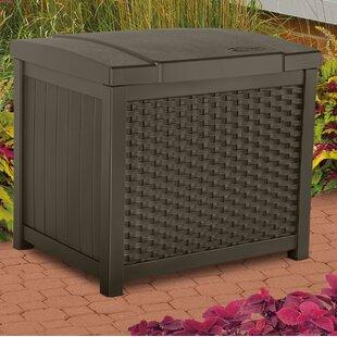 22 Gallon Resin Deck Box by Suncast