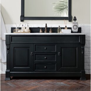 Bedrock 60 Single Bathroom Vanity Set by Darby Home Co