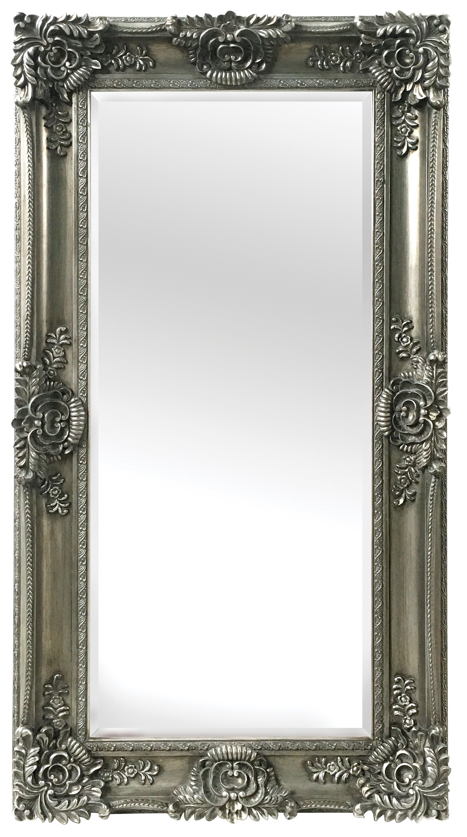 Selections By Chaumont Mayfair Leaner Traditional Beveled Full Length Mirror Reviews Perigold