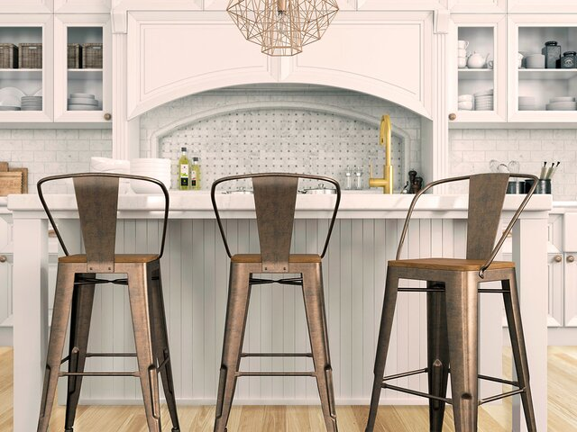 Wondrous Modern Barstools Counter Stools Allmodern Machost Co Dining Chair Design Ideas Machostcouk