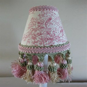 Isabella 11 Fabric Empire Lamp Shade