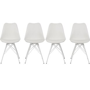 Side Chair (Set of 4) by Belleze