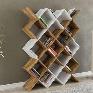 Cuevas Cube Unit Bookcase Brayden Studio