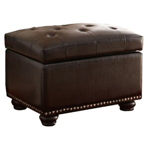 Best Price Bernadette Storage Ottoman by Charlton Home