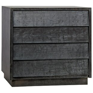 Compare Come As You Are 4 Drawer Dresser by Noir