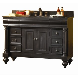 Guild Hall 48 Distressed Bathroom Vanity Base Only By Kaco International