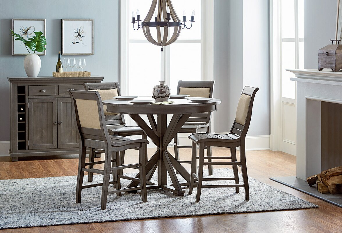 Epine Round Counter Height Dining Table