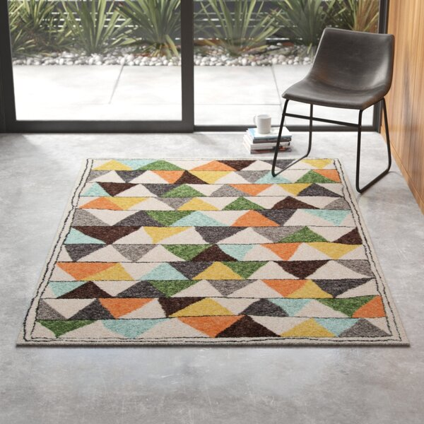 Modern Contemporary Lime Green Rugs