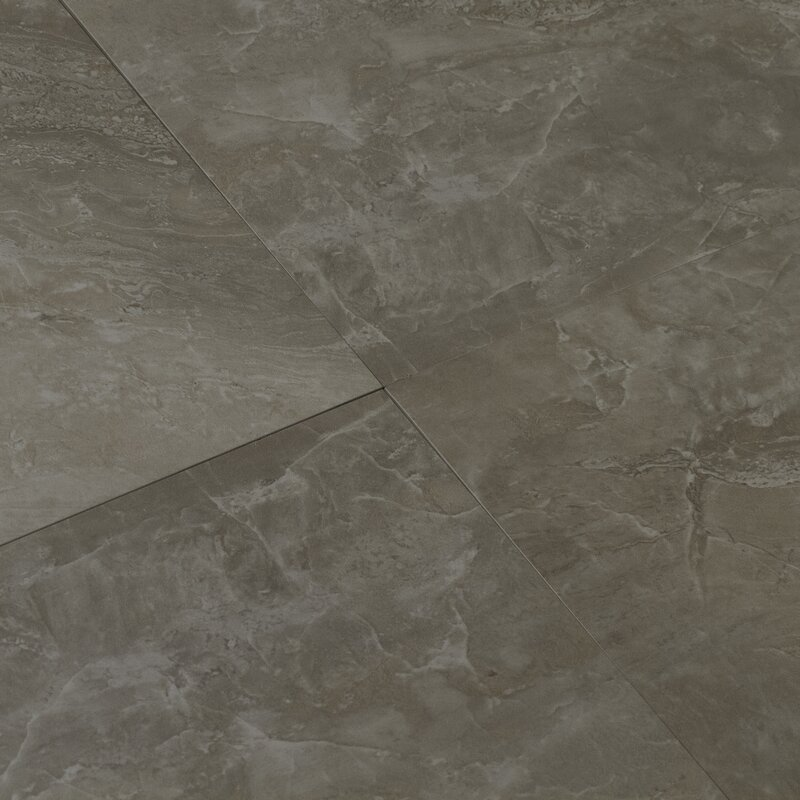 Pietra Pearl 12 X 24 Porcelain Field Tile In Gray