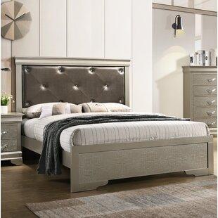 Mize Upholstered Standard Bed