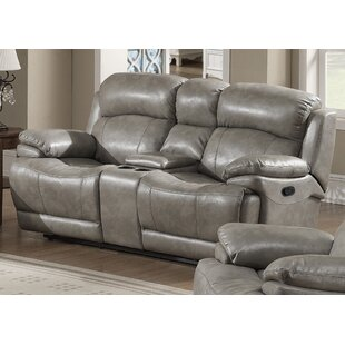 Kunkel Reclining Loveseat by Red Barrel Studio 2019 Coupon