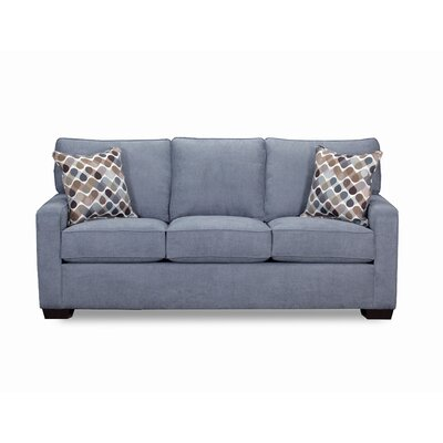 Brilliant Janita Sleeper Sofa Bed Red Barrel Studio Upholstery Color Denim Gmtry Best Dining Table And Chair Ideas Images Gmtryco
