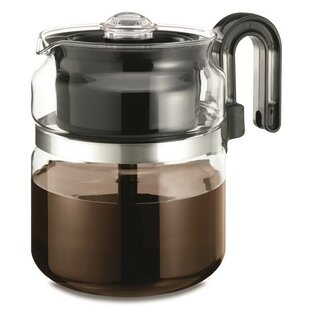 8-Cup Stovetop Coffee Maker by Medelco, Inc. Find
