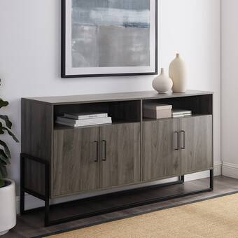 George Oliver Glenn Tv Stand For Tvs Up To 78 Reviews Wayfair