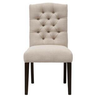 Mcfadden Wooden Framed Upholstered Dining Chair (Set of 2)