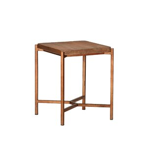 New Knotty Pine End Table | Wayfair CK12