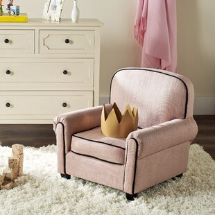Bargain Tiny Tycoon Kids Chair By Safavieh
