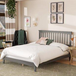 Amethy Panel Bed