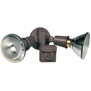 2-Light Outdoor Spotlight