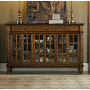 Tynecastle Buffet Table by Hooker Furniture Spacial Price