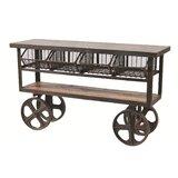 Kaden Kitchen Cart by 17 Stories