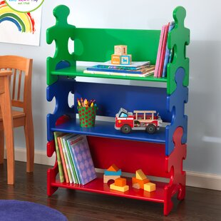 Low priced Puzzle 37.5 Bookcase By KidKraft