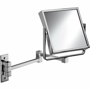 Looking for Maize Double-Sided Extendable Makeup/Shaving Mirror By Latitude Run