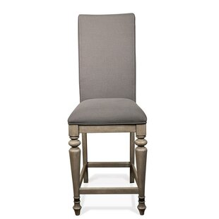 Virgouda Upholstered Dining Chair (Set of 2) Gracie Oaks