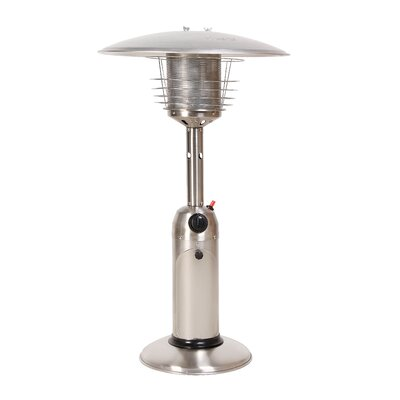 Table Top Patio Heaters You Ll Love In 2019 Wayfair