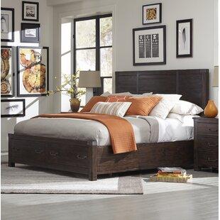 Enola Storage Platform Bed