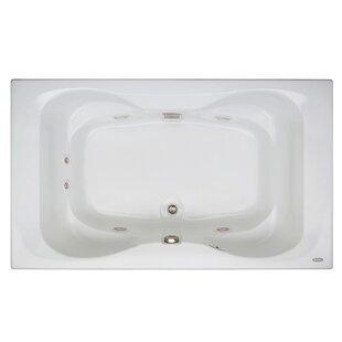Mito 60 x 42 Drop In Whirlpool Bathtub By Jacuzzi?