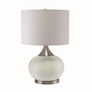 Atkison Spheroid Earth Inspired 24.5 Table Lamp