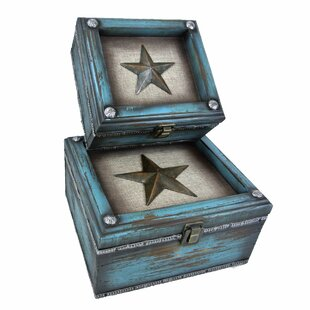 Find a Star Wood 2 Piece Box Set ByDe Leon Collections