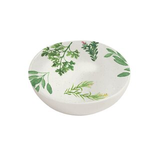 Lodd Herbs Melamine Pasta Bowl (Set of 6)