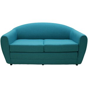 Wurley Sleeper Loveseat by Wad..