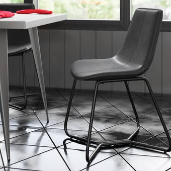 Aurik Upholstered Side Chair Reviews Allmodern
