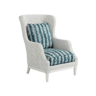 Vero Wingback Chair by Tommy Bahama Home