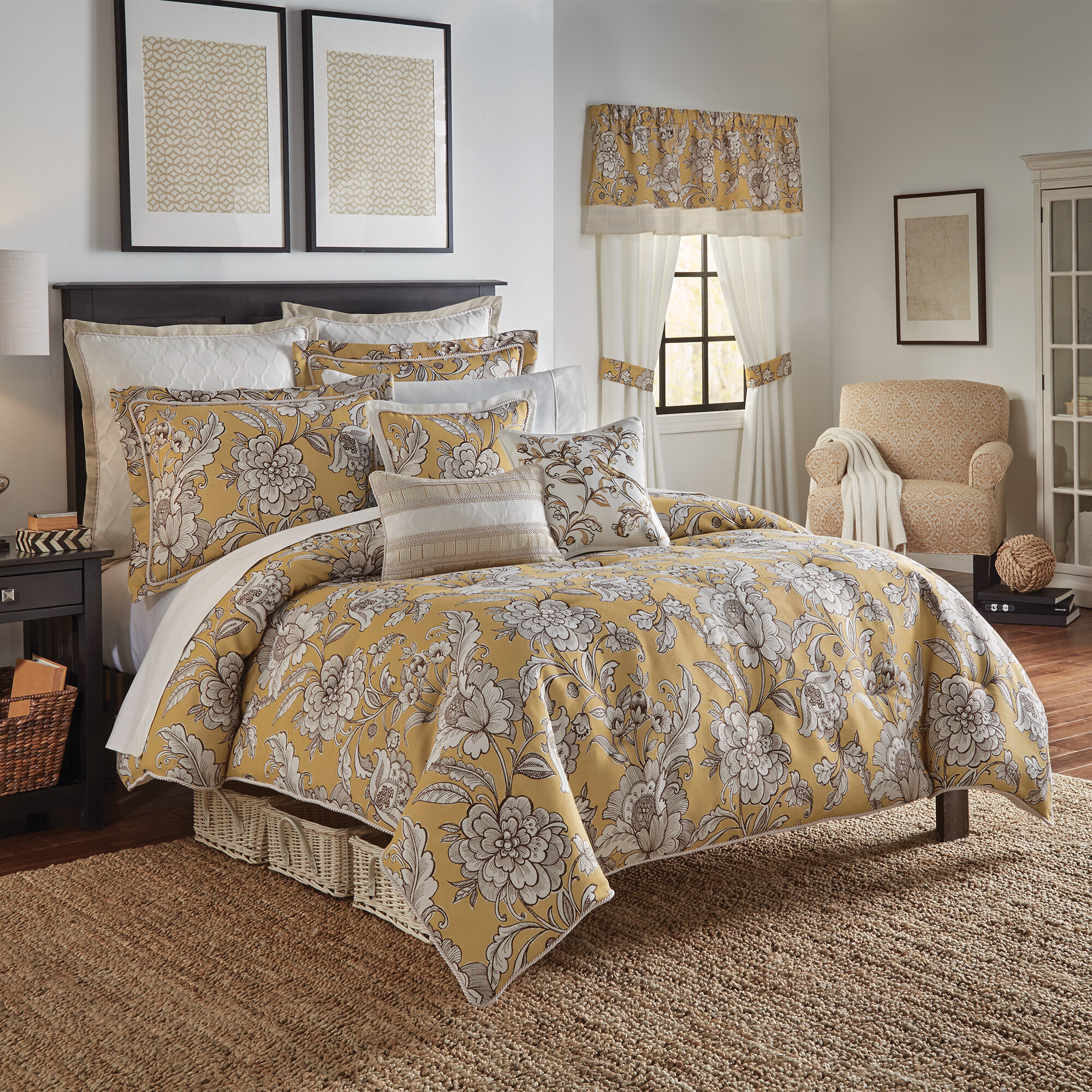 designs antique vintage uk yellow country bedspreads shabby rose comforter french sets retro bedspread gray bedding print victorian croscill chic